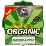 Ароматизатор Sapfire Aroma Car Organic Green Apple 40г