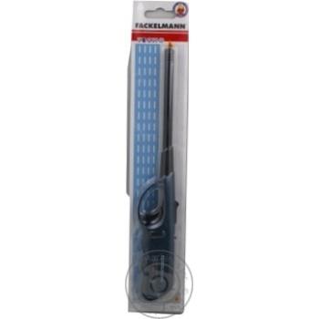 Зажигалка для плиты Fackelmann с возможностью дозаправки 27,5см - купить, цены на МегаМаркет - фото 1