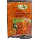 Приправа Еко Золоті рецепти для моркви по-корейськи 30г Україна