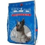 Food Club 4 lapy dry for pets 2500g Ukraine