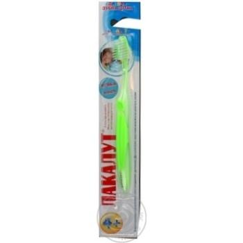Зубная щетка Lacalut детская 4+ - купить, цены на Novus - фото 7
