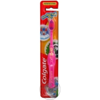 Зубная щетка Colgate Доктор заяц для детей от 2-х лет мягкая в ассортименте - купить, цены на Таврия В - фото 7