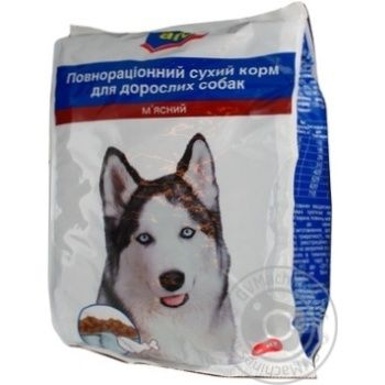 ARO КОРМ Д/ДОР СОБАК МЯСН 3КГ