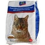 Корм Aro сухой полноценный с мясом для котов 2500г - купить, цены на Метро - фото 4
