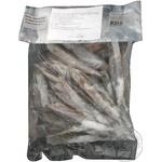 ISG Frozen Fish Capelin