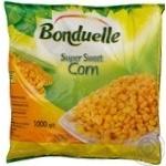 Кукуруза Banduelle в зернах замороженная 1кг