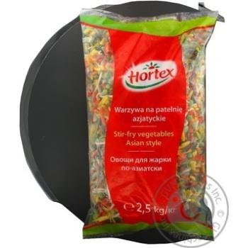 Овощи Хортекс 2500г Польша