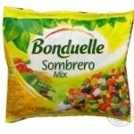 Овощная смесь Banduelle Сомбреро замороженная 1кг Франция