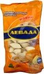 Вареники Левада с картофелем замороженные 1кг Украина