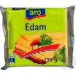 Cheese edam Aro processed 36.2% 130g Poland