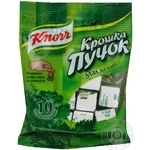 Spices Knorr with greens for soup 40g packaged Russia