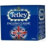 Чай чорний Tetley English Classic 100г