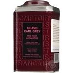 Tea Comptoir black loose 100g France