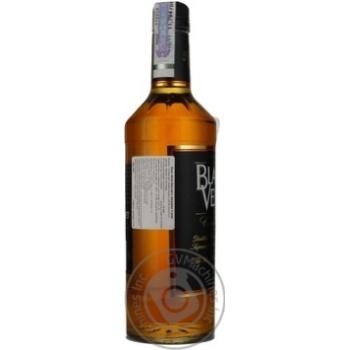 Виски Black Velvet 3 года 40% 0,7л - купить, цены на Novus - фото 3