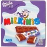 Шоколад Мілкініс Milka 43,75г