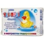 Soap Uti-puti with hypericum bar for children 80g