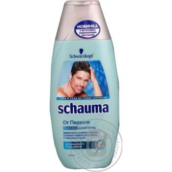 Шампунь Schauma Classic проти лупи 250мл