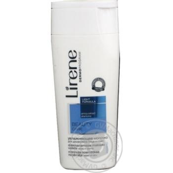 Milk Lirene for makeup remover 200ml - buy, prices for Novus - image 2