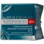 Крем Eveline Bio Hyaluron 4D SPF8 40+ 50мл