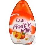 Гель для душу Duru Fruit<(>&<)>Milk Персик 250мл