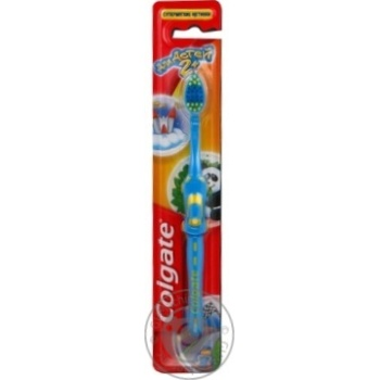 Colgate Dr. tooth hare toothbrush for children from 2 years soft in assortment - buy, prices for Furshet - image 8