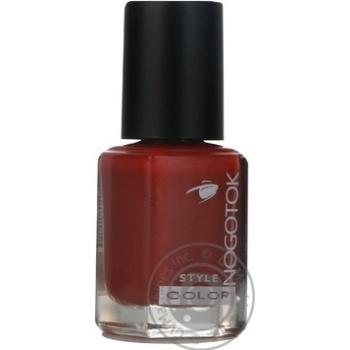 Лак для нігтів Nogotok Style Color №115 12мл - купить, цены на Novus - фото 4