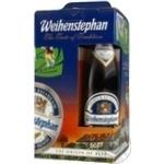 Weihenstephan Beer 3х0,5л + Glass