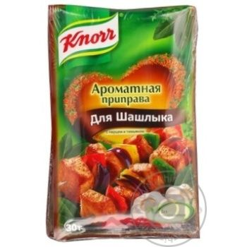 Spices Knorr to the shashlick 60g Russia