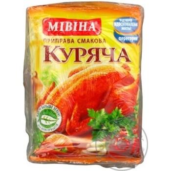 Вкусовая приправа Мивина куриная 90г Украина