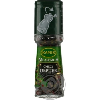 Kamis Pepper Pea Mix Spices - buy, prices for Auchan - image 5