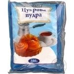 Powdered sugar Iva-pak for desserts 100g Ukraine
