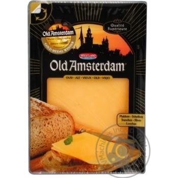 Сыр Вестленд Старый Амстердам твердый 48% 150г Нидерланды