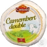 Сыр Канторель камамбер мягкий 50% 500г Франция