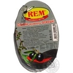 olive Rem with bone 250g vacuum packing