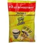 Beverage Jacobs with coffee instant stick sachet Ukraine