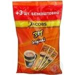 Beverage Jacobs with coffee stick sachet Ukraine