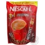 Instant coffee drink Nescafe original 3in1 52х17.2g stick Ukraine