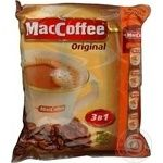 Instant coffee drink MacCoffee original 3in1 20g stick