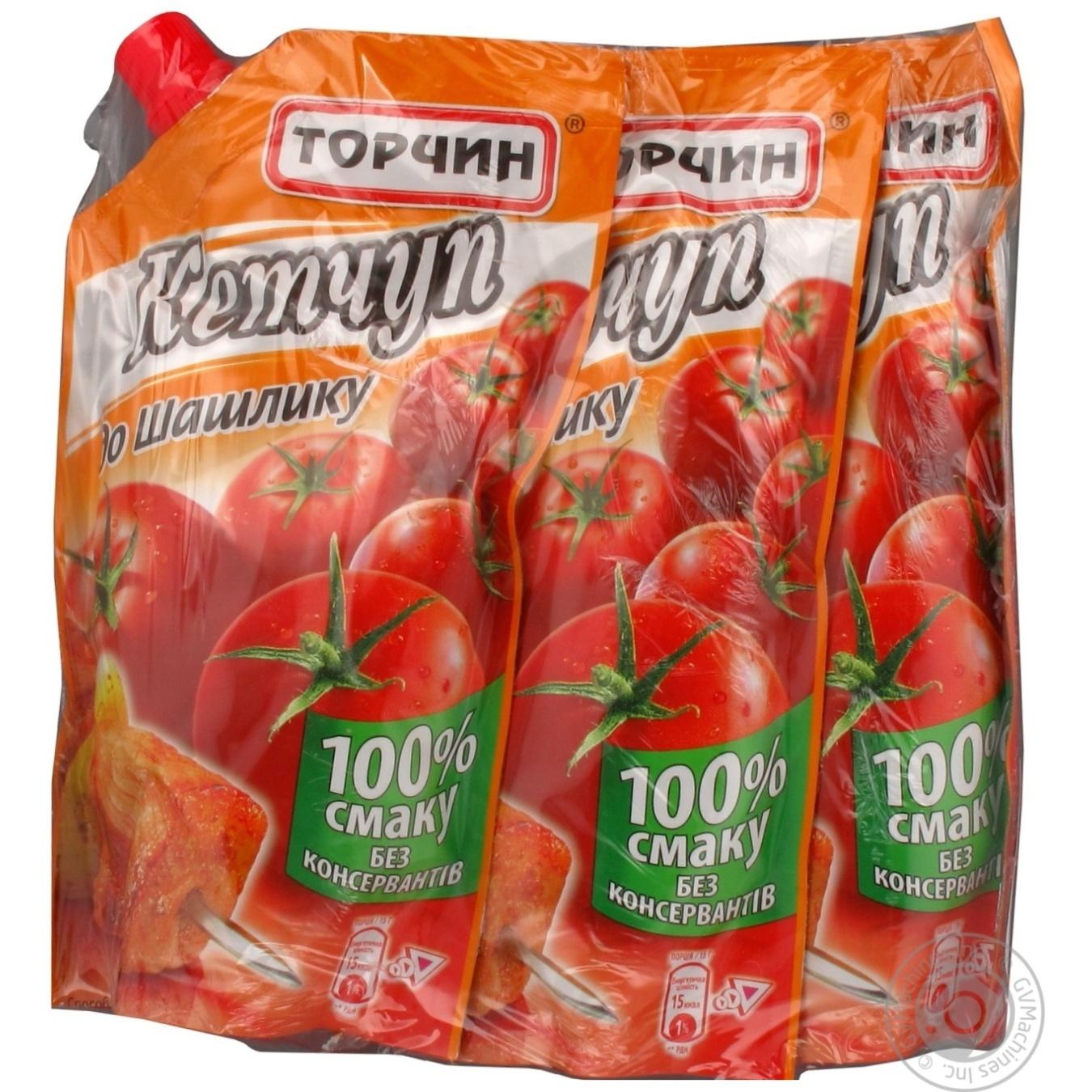 ketchup torchin for kebab to the shashlick g doypack ukraine ketchup torchin for kebab to the shashlick 900g doypack ukraine