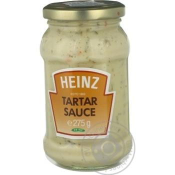 Tartar sauce Heinz 275g Netherlands