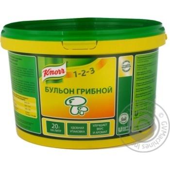 Spices Knorr mushroom 2200g bucket