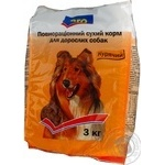 Food Aro with chicken dry for dogs 3000g Ukraine