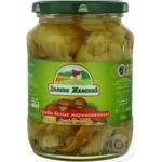 Mushrooms penny bun Dolina jelaniy pickled 720g glass jar China
