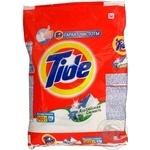 Powder detergent Tide Freshness for washing 900g Russia