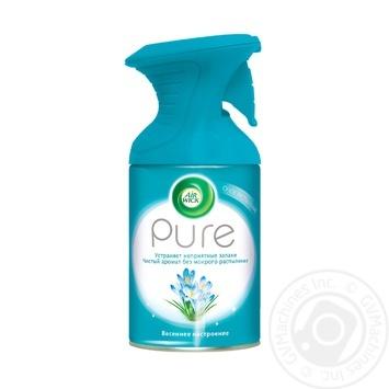 Air Wick Pure Aerosol air freshener Spring mood 250ml - buy, prices for CityMarket - photo 1