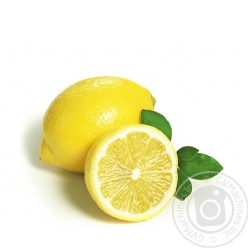 Фрукт цитрус лимон свіжа