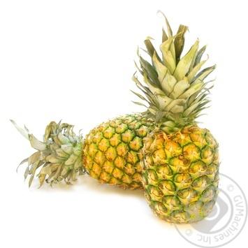 Фрукт ананас Перекресток свежая
