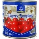 Vegetables tomato cherry tomatoes Horeca select canned 2650ml can