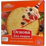 Основа Морозко для піци 350г Росія