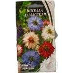 Насіння Квіти Нігелла дамаська Семена Украины 1г